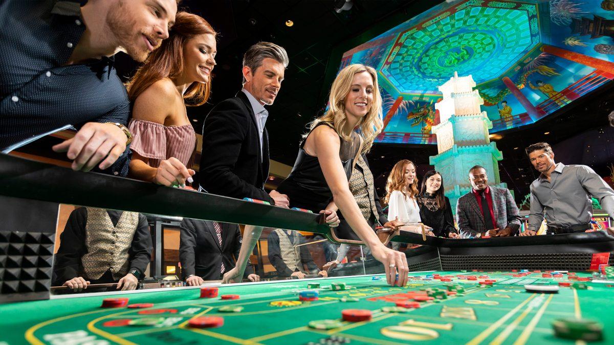 カジノの世界ではどのような技術開発が行われていますか?
